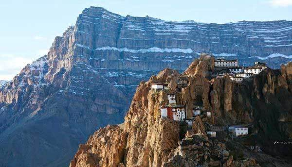 Dhankar-Monastery-Spiti