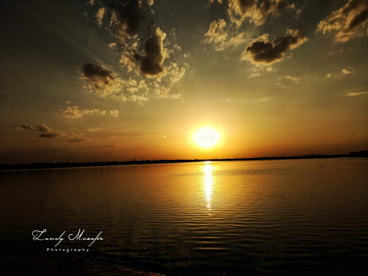 Sunset Photography- Lock Down Days (COVID-19 INDIA)